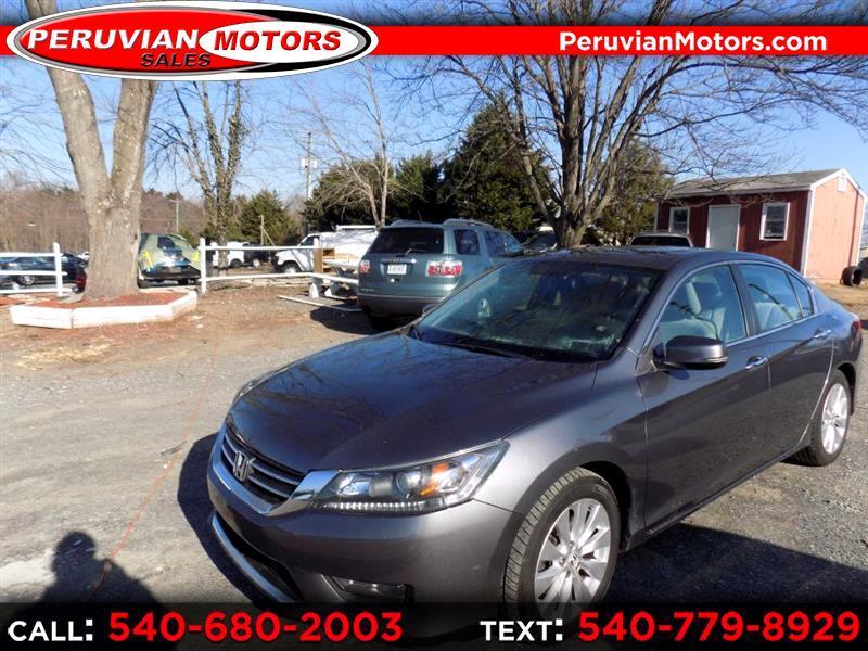 2015 Honda Accord EX Sedan CVT