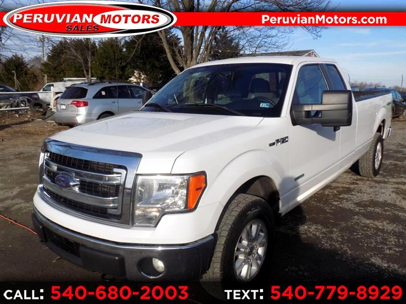 2014 Ford F-150 XL SuperCab 8-ft. Bed 4WD