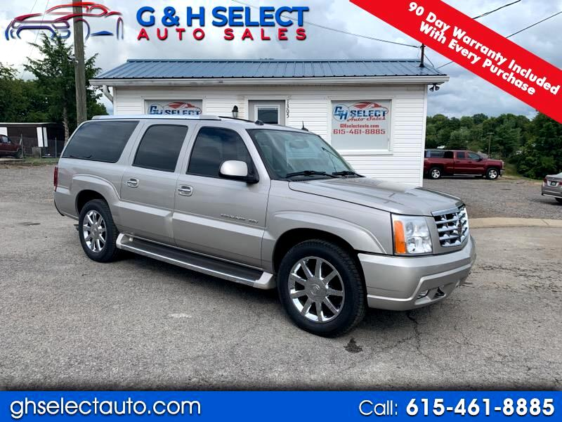 Cadillac Escalade ESV Platinum Edition 2005