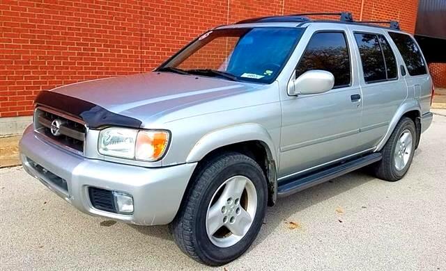 2003 Nissan Pathfinder 4dr LE Auto 4WD
