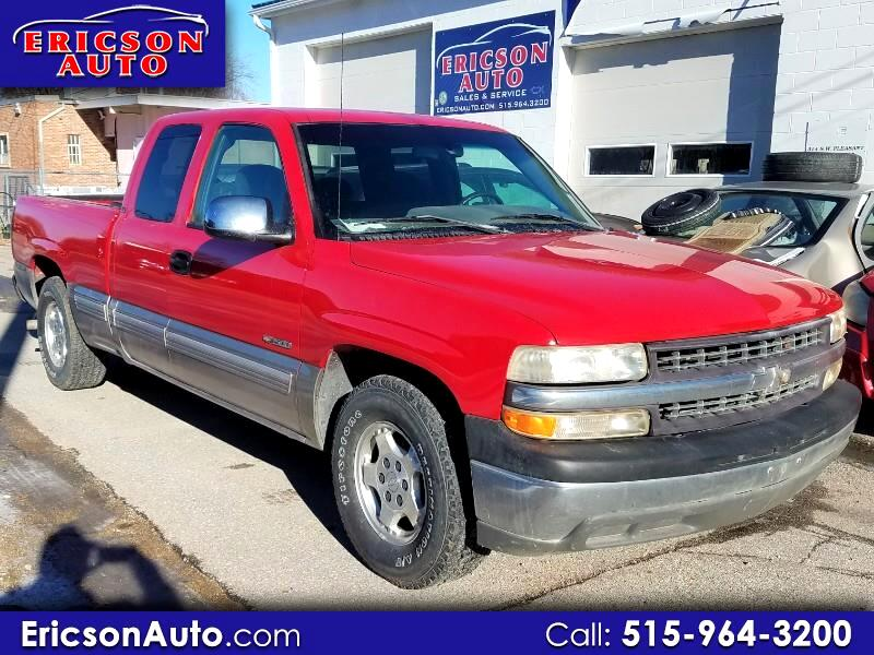 1999 Chevrolet Silverado 1500 Ext. Cab Short Bed 2WD