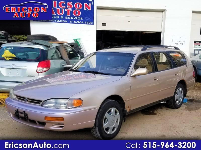 1995 Toyota Camry Wagon LE V6