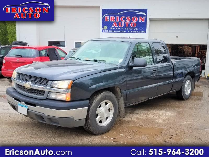 Chevrolet Silverado 1500 Ext. Cab Short Bed 2WD 2004
