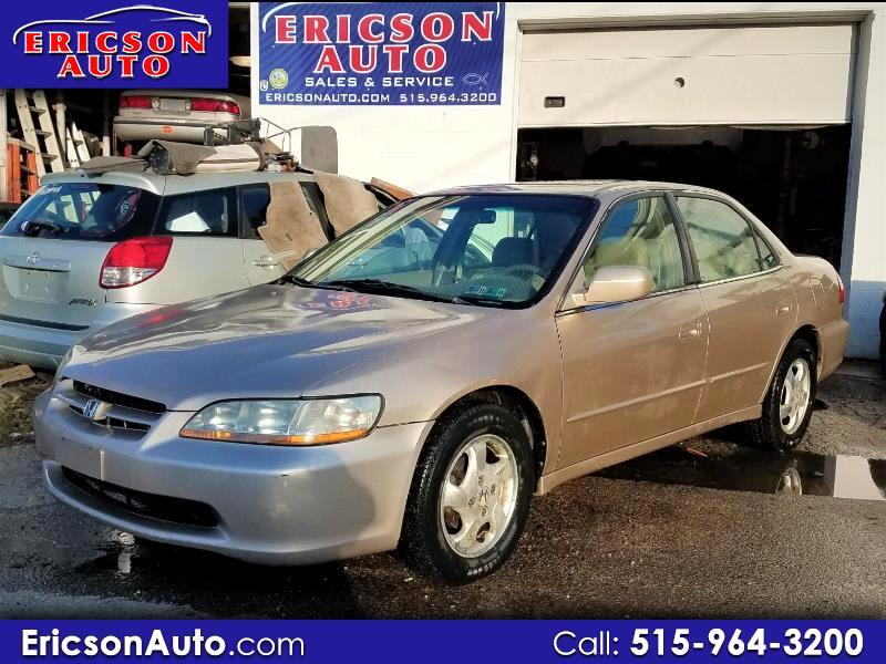 Honda Accord EX Sedan with Leather 2000