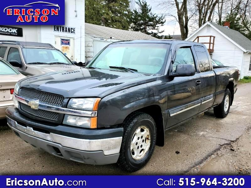 Chevrolet Silverado 1500 LS Ext. Cab Short Bed 2WD 2003