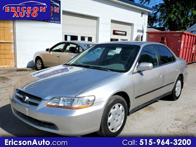 Honda Accord LX sedan 1998