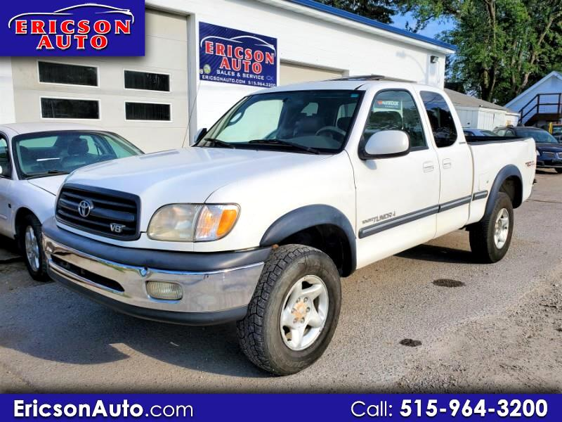 Toyota Tundra Limited Access Cab 4WD 2000