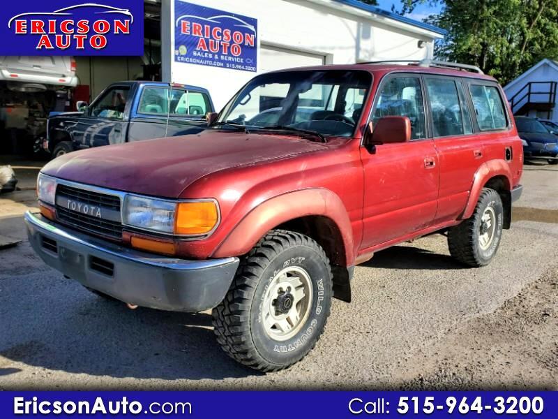 Toyota Land Cruiser 4WD 1991