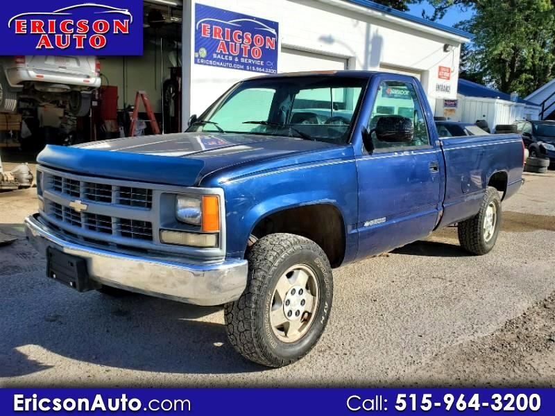 Chevrolet C/K 2500 HD Reg. Cab 8-ft. Bed 4WD 1994