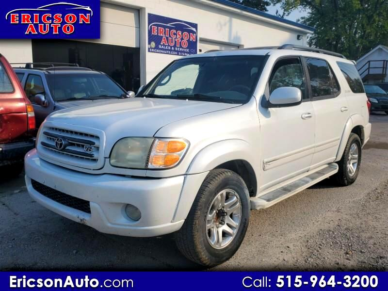 Toyota Sequoia Limited 2WD 2006