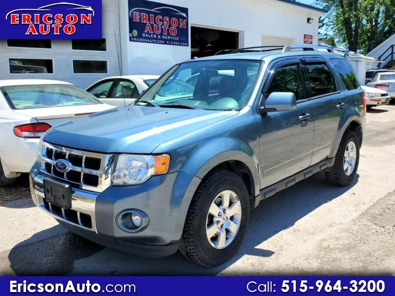 Ford Escape Limited 4WD 2011
