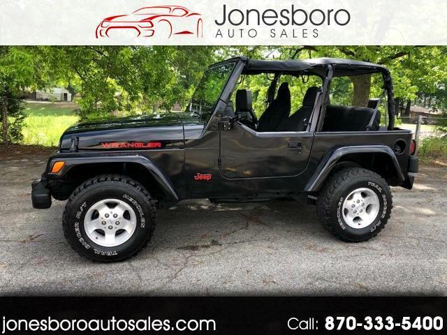 1998 Jeep Wrangler TJ