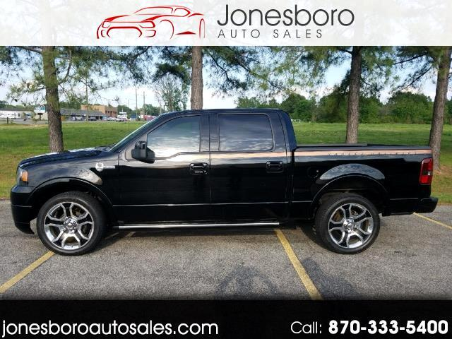 "2008 Ford F-150 2WD SuperCrew 139"" Harley-Davidson"