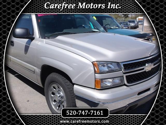 2006 Chevrolet Silverado 1500 LS Ext. Cab 2WD