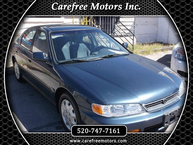 1997 Honda Accord LX sedan