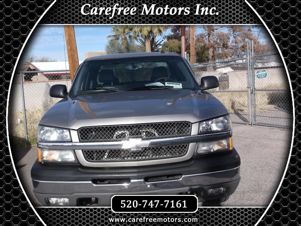 2003 Chevrolet Silverado 1500 LT Ext. Cab Short Bed 4WD