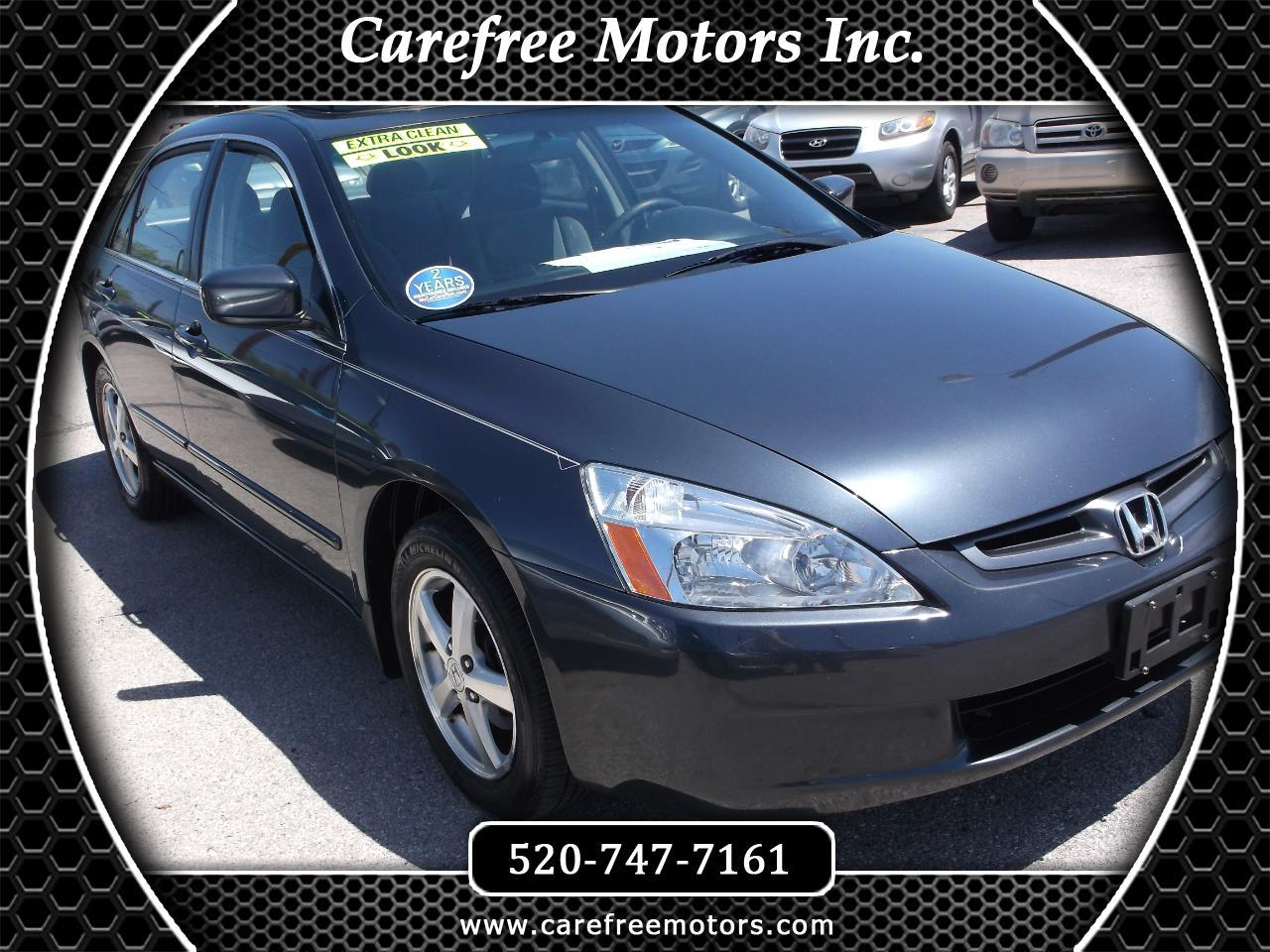 2003 Honda Accord EX Sedan AT