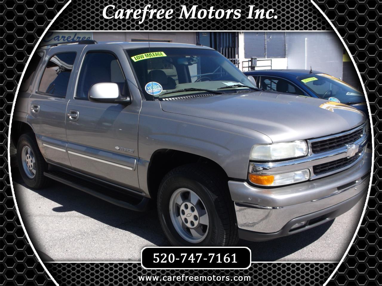 2003 Chevrolet Tahoe 2WD