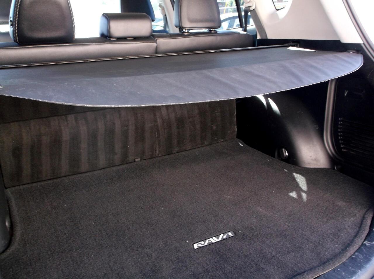 2015 Toyota RAV4 Limited FWD