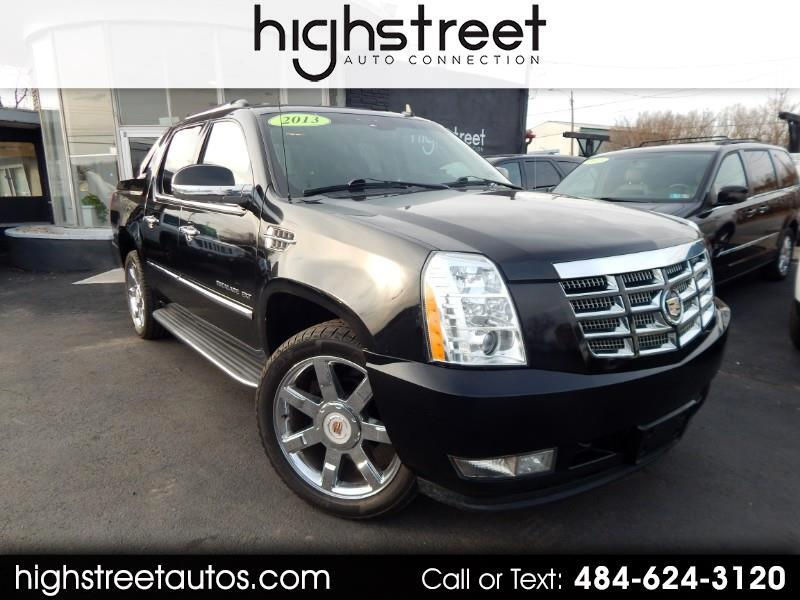 Cadillac Escalade EXT Luxury 2013