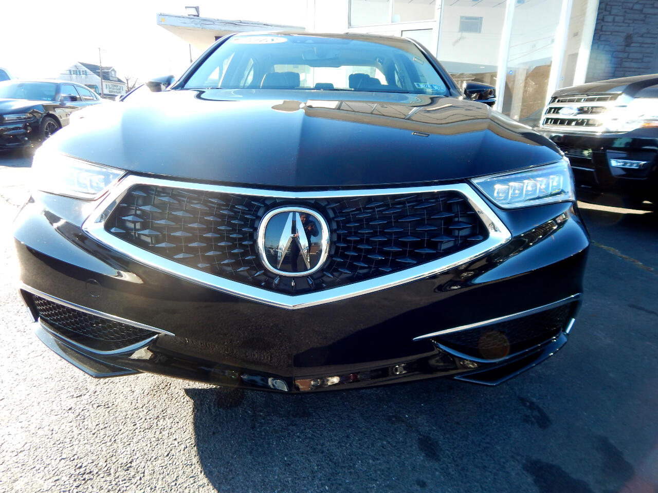 Used Acura Tlx Pottstown Pa