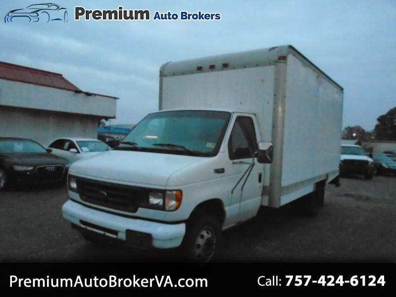 2003 Ford Econoline E-350 Super Duty