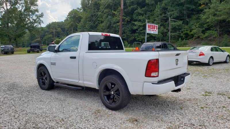 2018 RAM 1500 Tradesman Regular Cab SWB 2WD