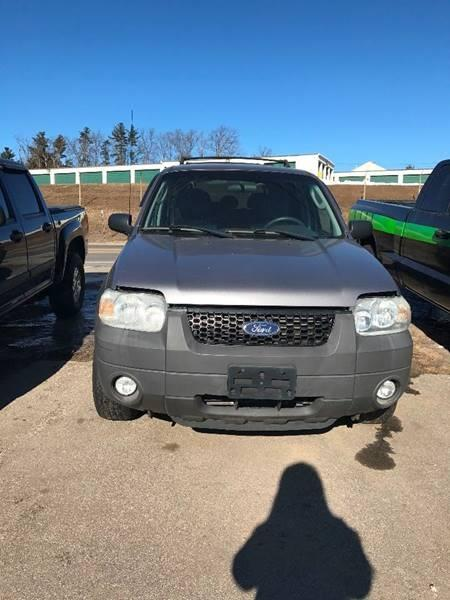Ford Escape XLT 4WD Sport 2007