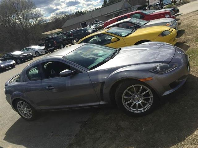 used 2005 mazda rx 8 sport at for sale in derry nh 03008 chris nacos auto sales. Black Bedroom Furniture Sets. Home Design Ideas