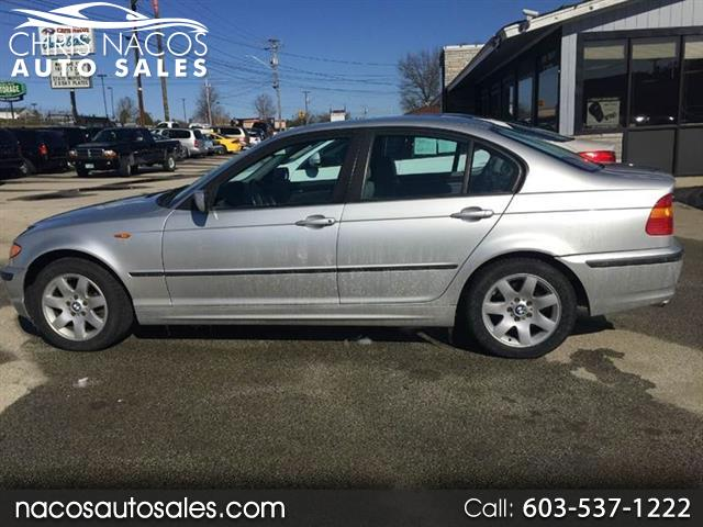 2003 BMW 3 Series 325xi Sedan