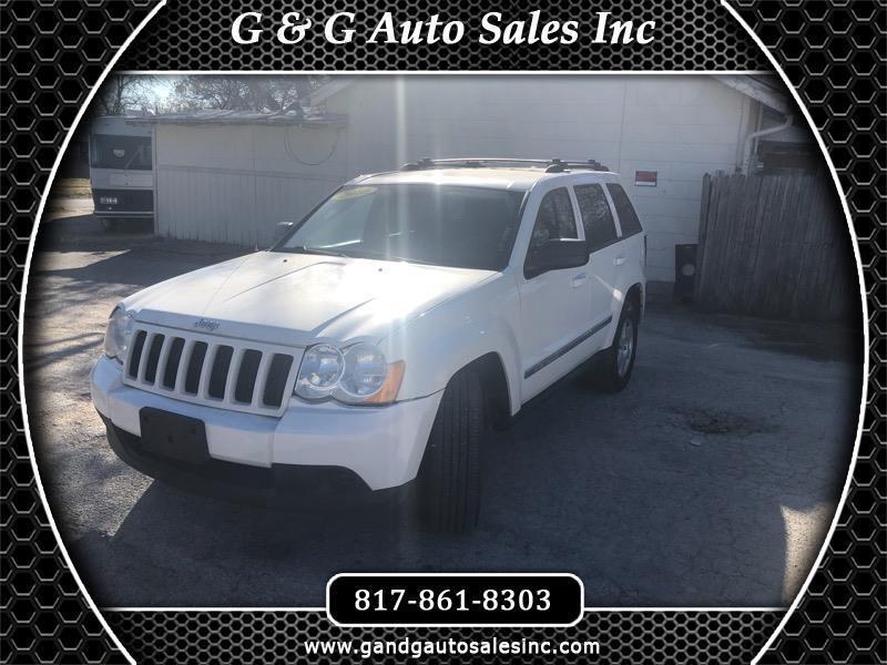 2010 Jeep Grand Cherokee Laredo 2WD