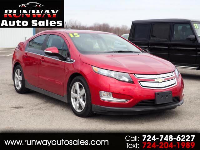 2015 Chevrolet Volt Premium w/ Navigation