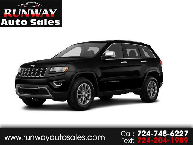 2016 Jeep Grand Cherokee 4dr Limited 4WD