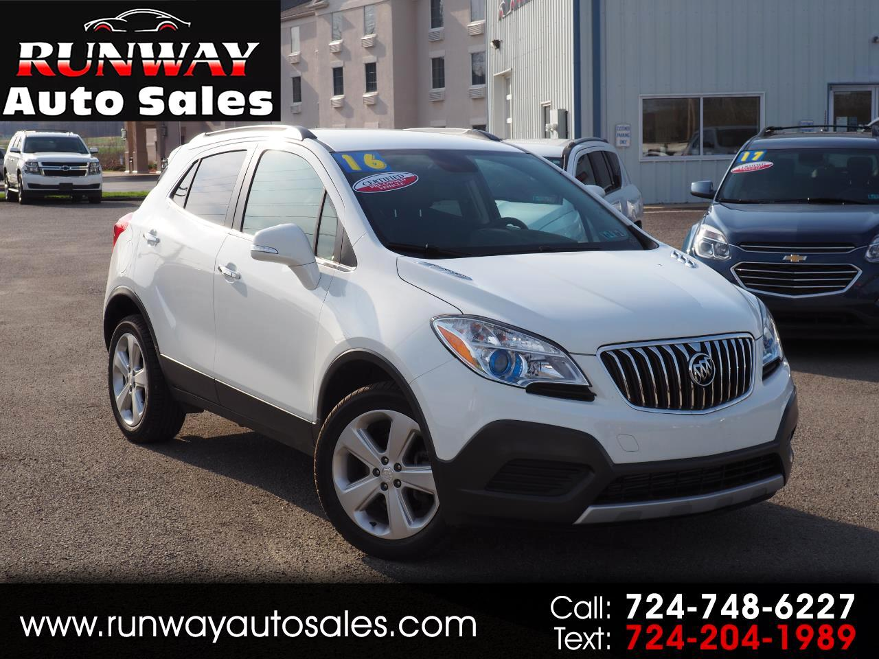 2016 Buick Encore AWD 4dr