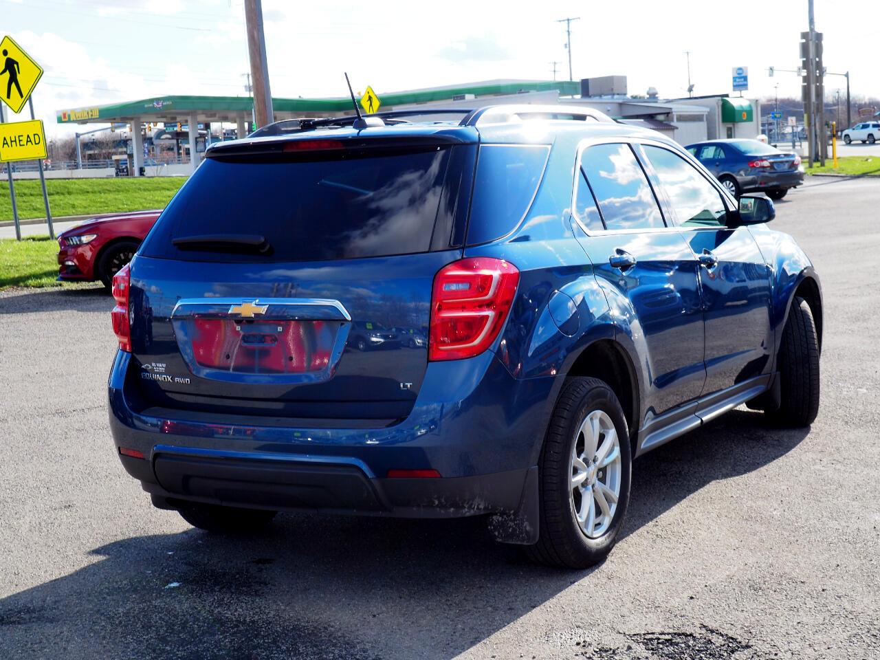 2017 Chevrolet Equinox AWD 4dr LT w/1LT