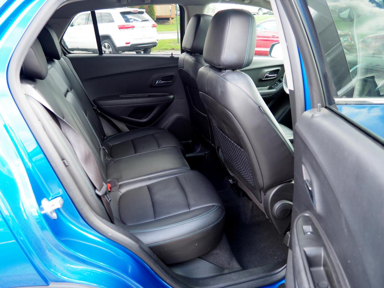 2016 Chevrolet Trax AWD 4dr LTZ