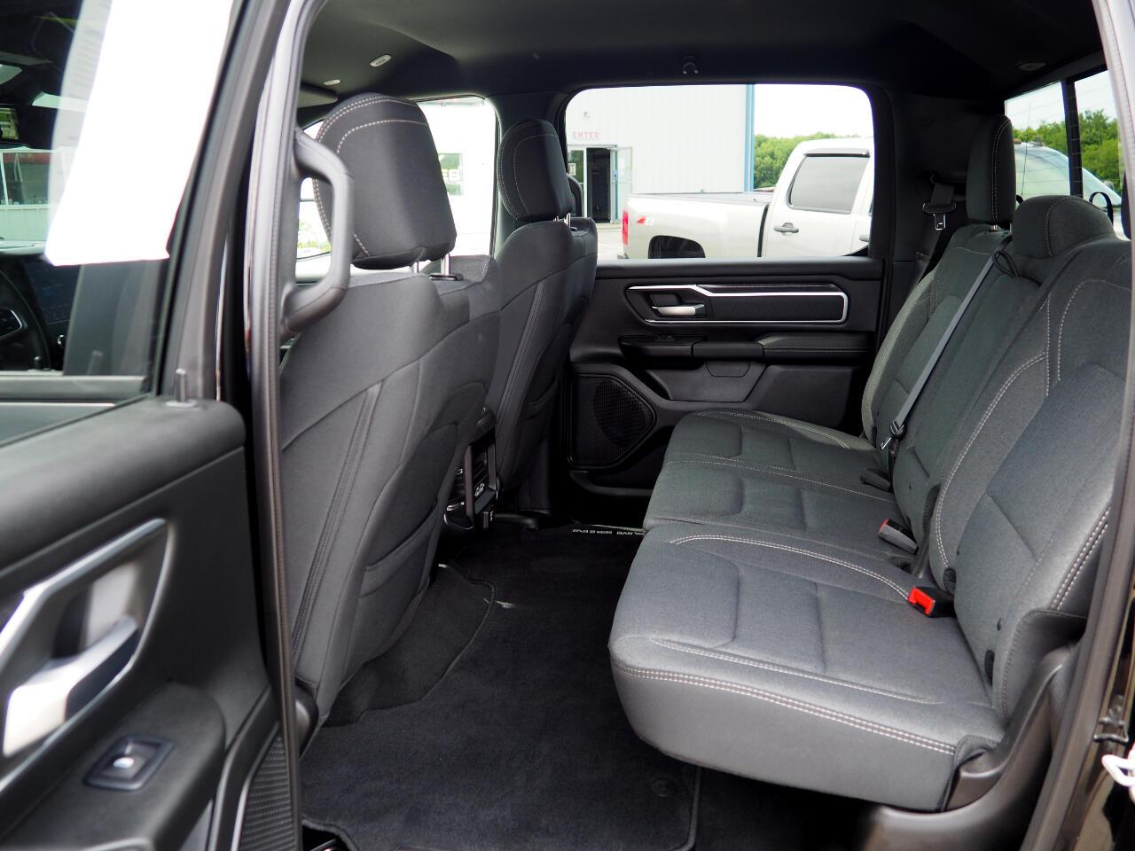 2019 RAM 1500 Big Horn/Lone Star 4x4 Crew Cab 5'7