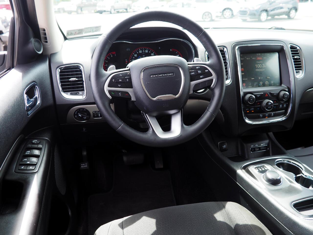 2015 Dodge Durango AWD 4dr SXT