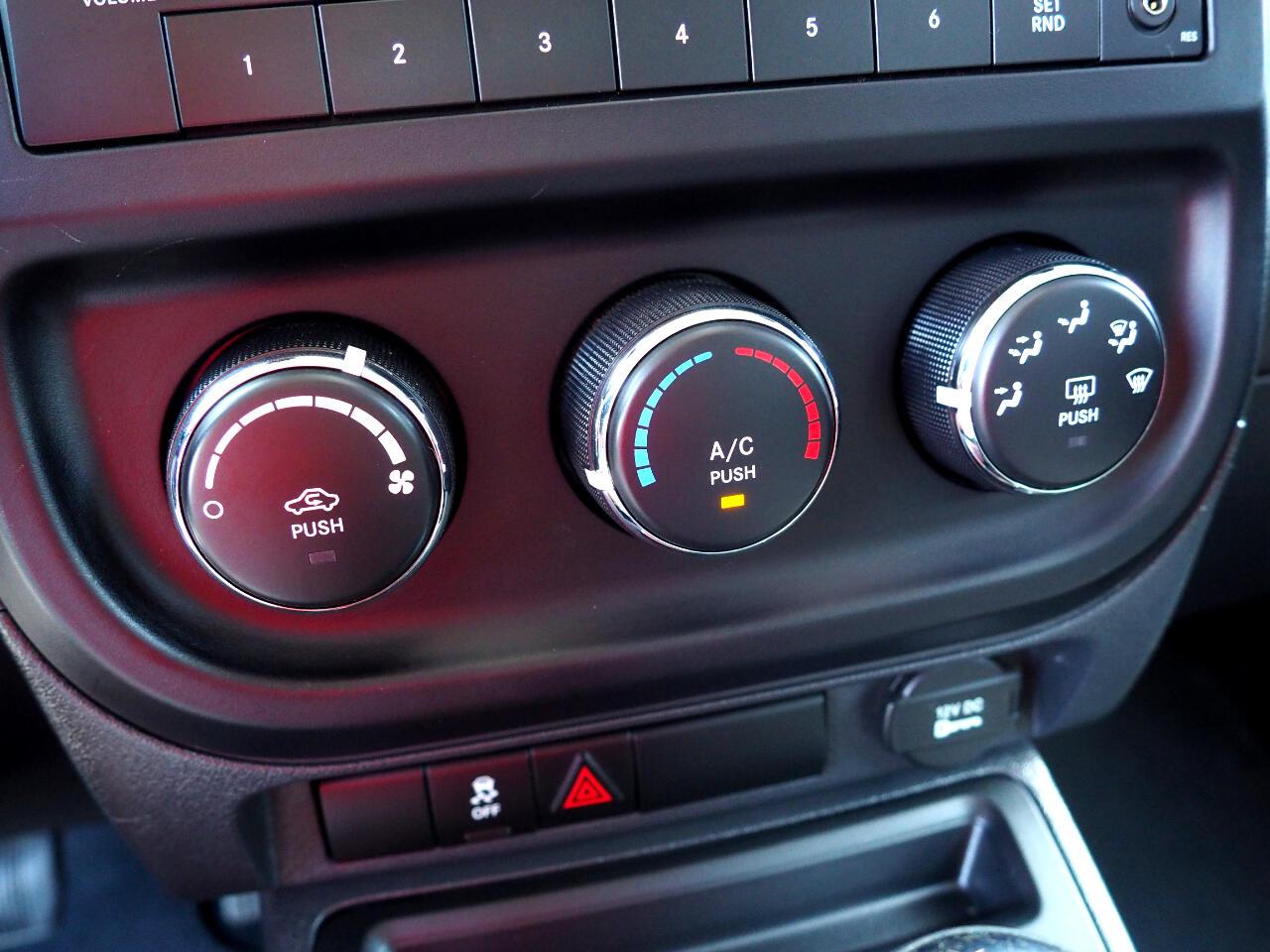 2014 Jeep Patriot 4WD 4dr Sport