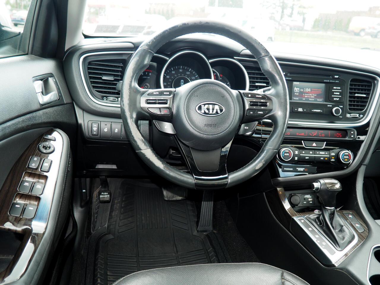 2015 Kia Optima 4dr Sdn EX
