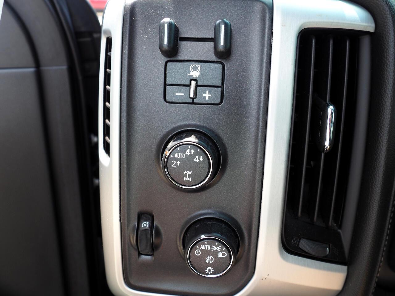 2016 GMC SIERRA K15 4WD Double Cab 143.5