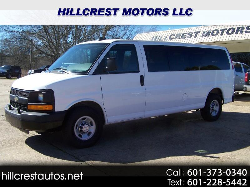 Chevrolet Express LS 3500 Extended 2016
