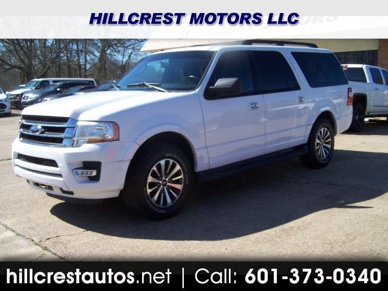 Ford Expedition EL 2WD 4dr XLT 2015