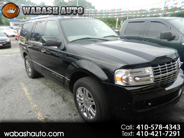 2009 Lincoln Navigator 2WD