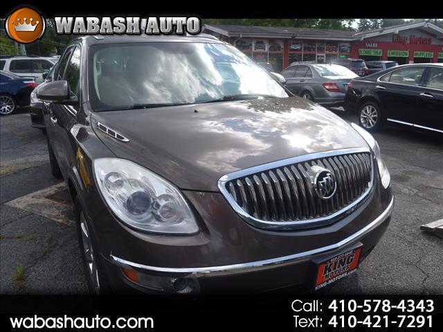 2008 Buick Enclave CXL AWD