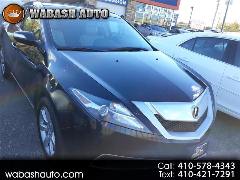2010 Acura ZDX 6-Spd AT