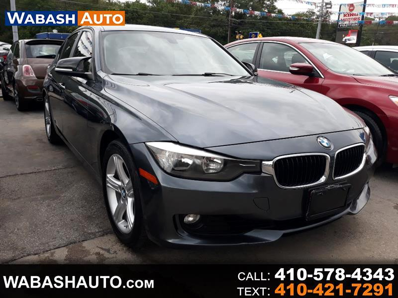 2013 BMW 3-Series 4dr Sdn 328i RWD South Africa