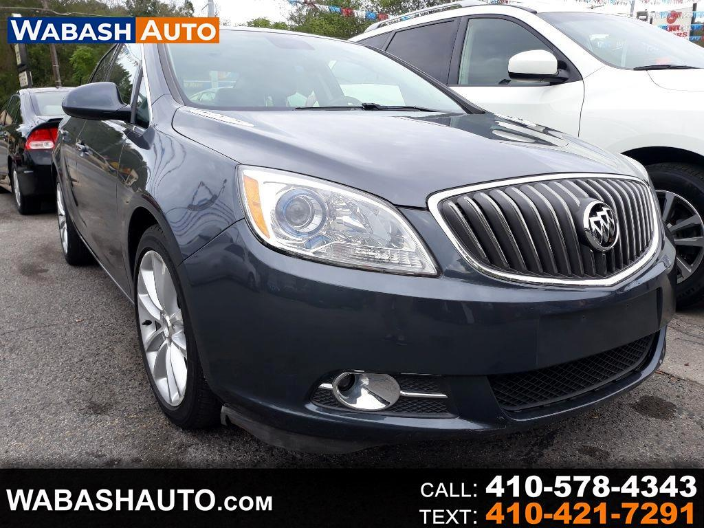 2013 Buick Verano 4dr Sdn Convenience Group