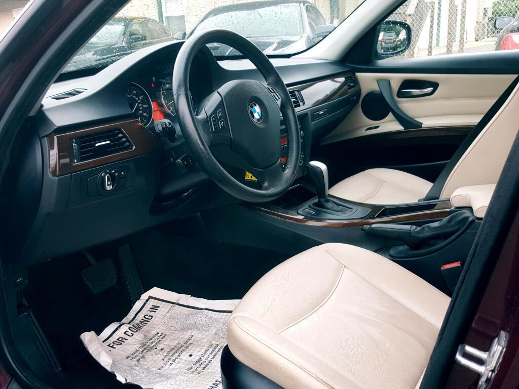 2010 BMW 3 Series 4dr Sdn 328i xDrive AWD SULEV