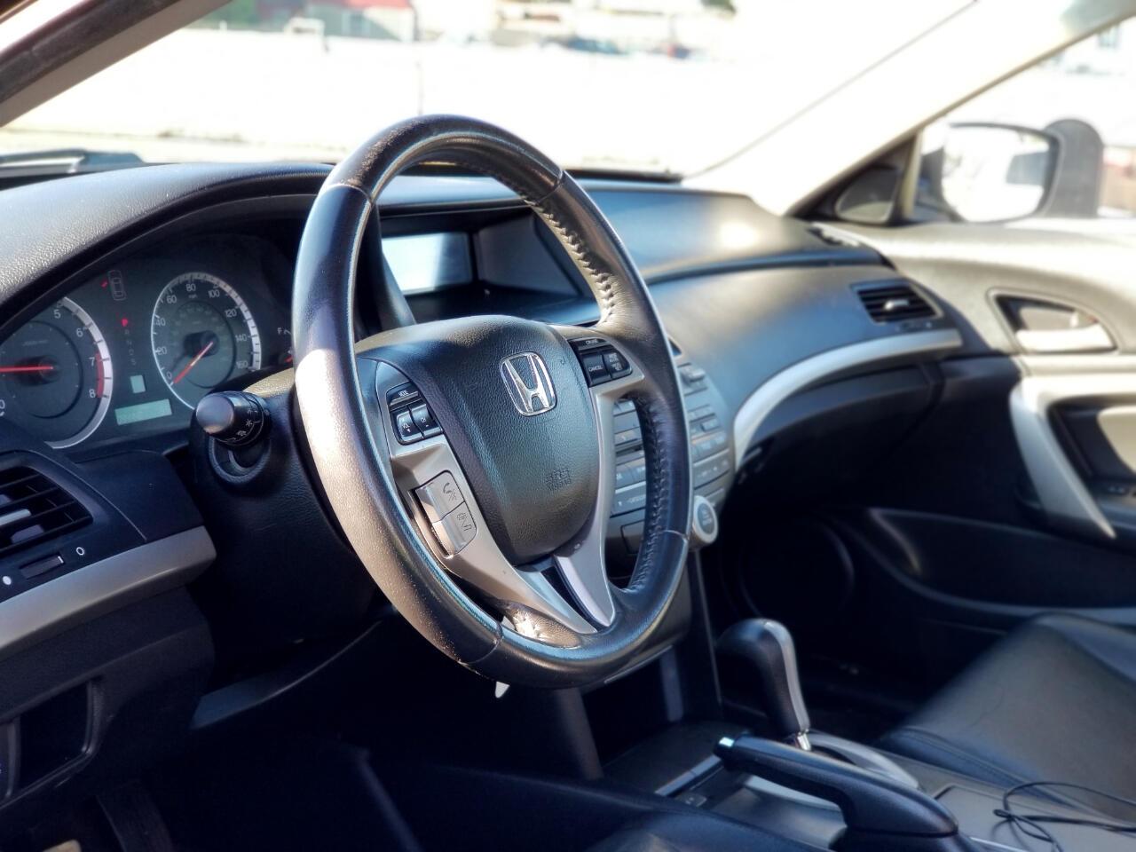 2013 Honda Accord Cpe 2dr I4 Auto EX-L